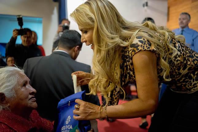Eligen a la Presidenta Jeanine Áñez como Personaje del Año 2019