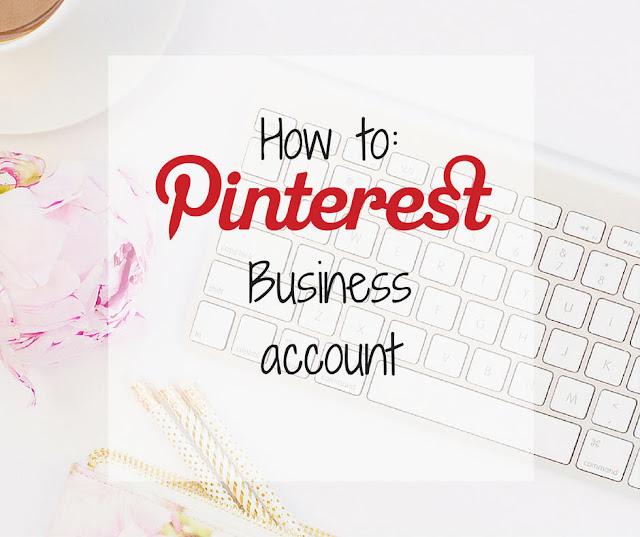 Πώς να μετατρέψετε το λογαριασμό σας στο Pinterest σε επιχειρηματικό (business account)