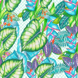 Green garden-repeat-textile-design-210065