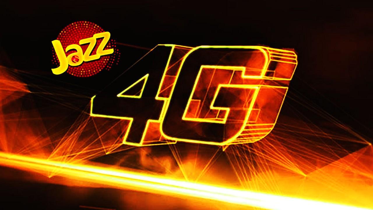 Jazz Internet Package 2020