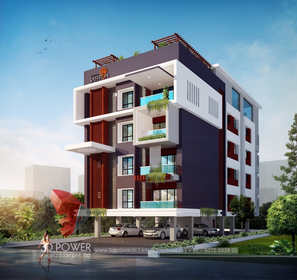 What Is A Bungalow Apartment: RESIDENTIAL TOWERS