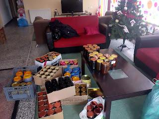 Παραδώσαμε 178 κιλά μέλι στο χαμόγελο του παιδιού