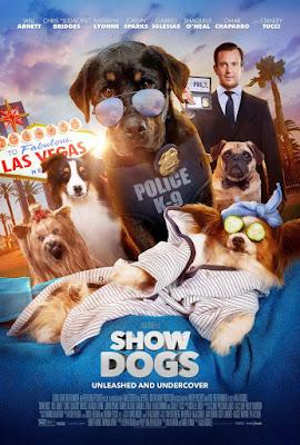 Show Dogs [2018] Final [NTSC/DVDR] Ingles, Español Latino
