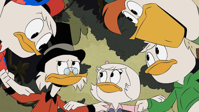 The Road To DUCKTALES @DisneyXD #DuckTales