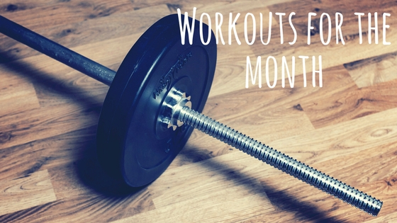 FroBunni | Workouts for the Month