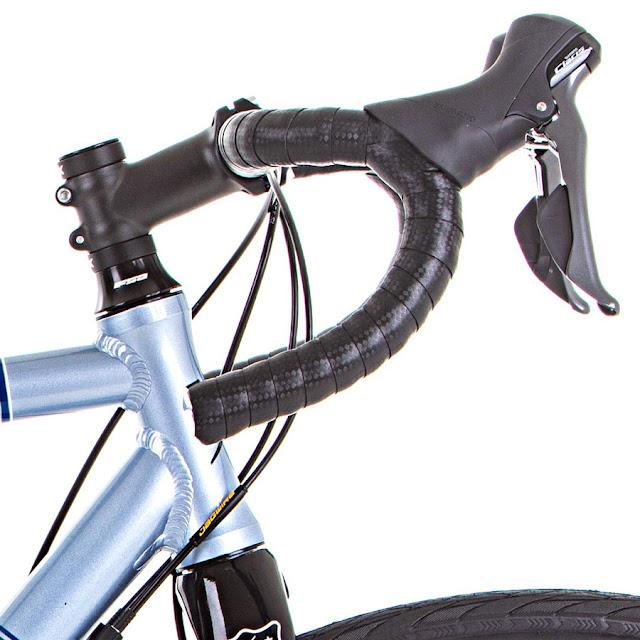Audax Bike Ventus 1000 Adventure cockpit FSA y ADX