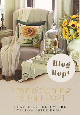 fall transitions blog hop