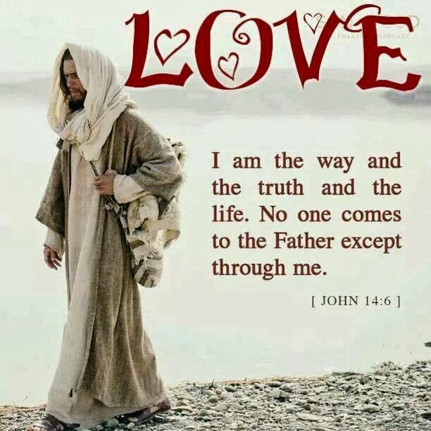 Jesus the way and truth for the life