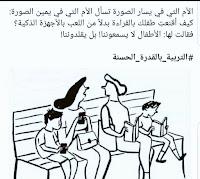 التربية، التربية بالقدوة الحسنة ، دور الاهل في تربية الاطفال