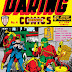 Daring Mystery Comics #4 Maio de 1940