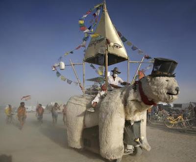 Burning Man 2016 Live Stream