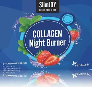 pareri COLLAGEN Night Burner SlimJoy forumuri slabire