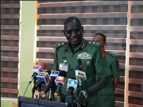 Buratai orders commander to deal with anyone trying to truncate success of elections