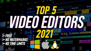 5 Best Video Editing Software for Beginners