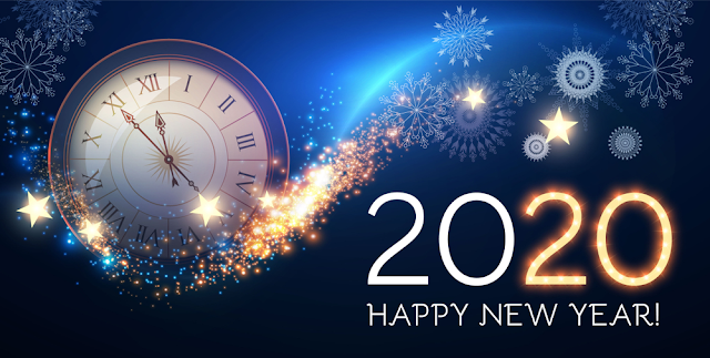Happy New Year 2020 Messages, Images, Wallpapers - POETRY CLUB