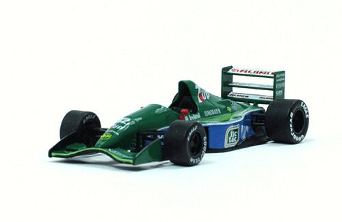 Jordan 191 - 1991 1991  Michael Schumacher f1 the car collection