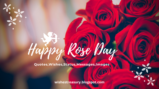 Happy Rose Day 2020 Wishes,Images,Status,SMS,Quotes,Greetings in English,Punjabi,Hindi | valentines 2020