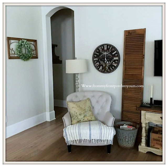 Living- room -Furniture & Decor- From My Front Porch To Yours