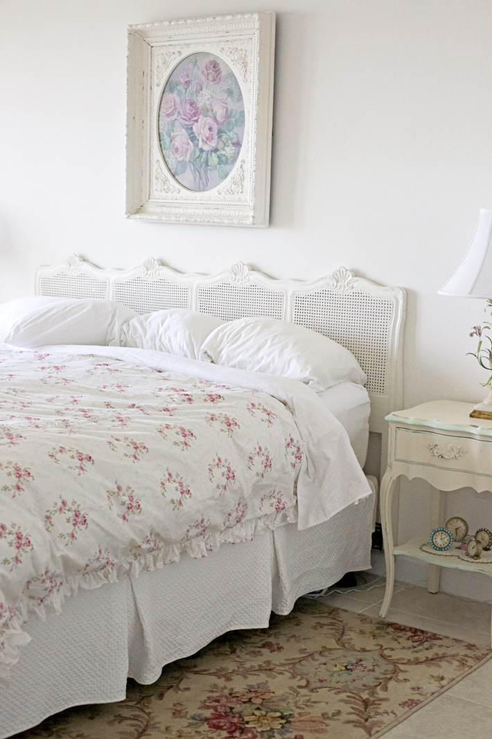 Coastal Decorating Finds For Refreshing A Bedroom - shabbyfufu.com
