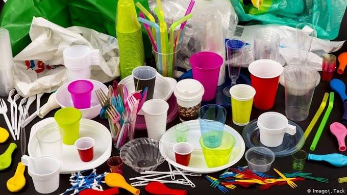 Τέλος στα πλαστικά μιας χρήσης - Ποια 9 προϊόντα θα αποσυρθούν