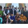 """Pak Is, Politisi Senior Demokrat """"Turun Gunung"""" Antarkan Pak Fattah-Mas Kiai Fikri Ke KPU Sumenep"""