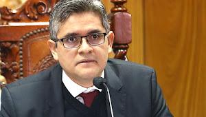 Ministerio Público sancionó al fiscal Pérez por brindar declaraciones políticas