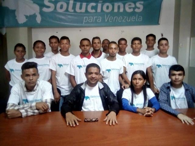 APURE: Partido Soluciones para Venezuela realizó I encuentro regional de jóvenes