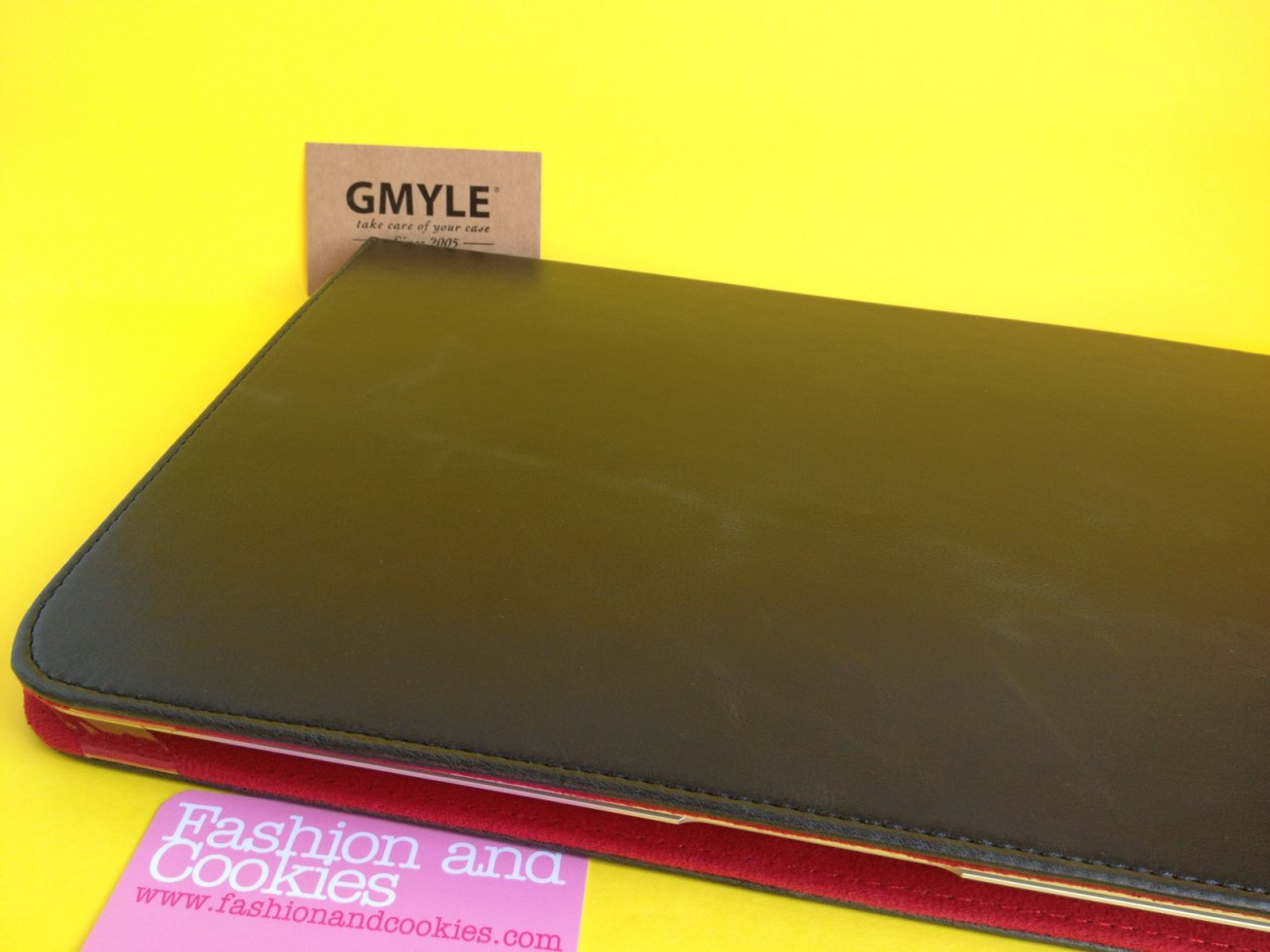 check out 80906 bfc57 GMYLE Folio Case for MacBook Air Review | Fashion and Cookies ...