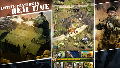 لعبة SIEGE: World War II