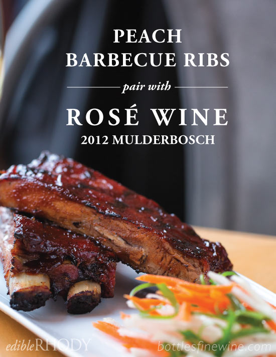 bbq ribs recipe wine pairings