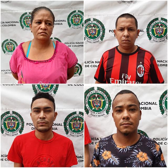 hoyennoticia.com, Cuatro 'Olimpicos' fueron a dar a la cárcel por homicidio