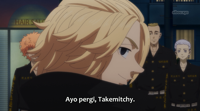 Tokyo Revengers Episode 13 Subtitle Indonesia