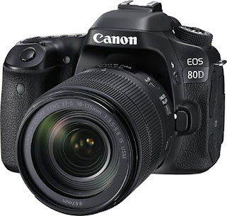 Canon EOS 80D 24.2MP Digital SLR  Camera,  Best DSLR Camera online at best prices in India | Best DSLR Camera seller | my support