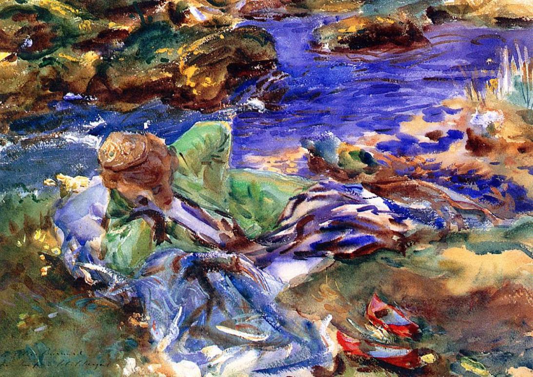 Por Amor Al Arte John Singer Sargent 1856 1925