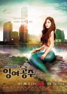 "Sinopsis Drama Korea ""Surplus Princess / The Mermaid"" (Lengkap)"