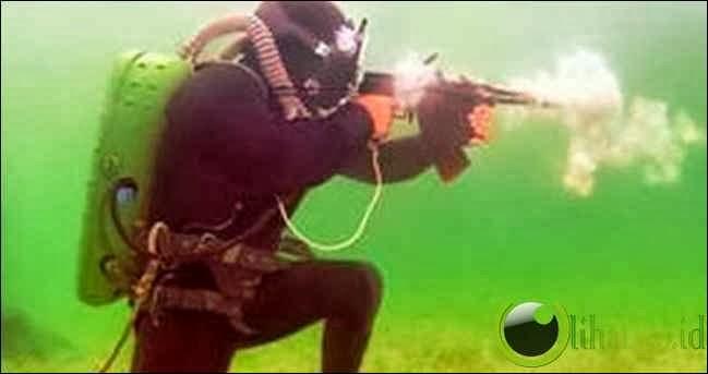 APS Underwater Machine Gun