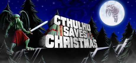 Cthulhu Saves Christmas-GOG