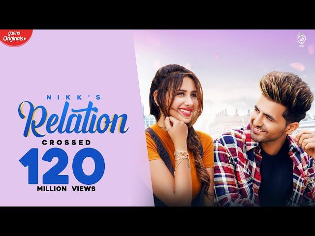 Relation Song Lyrics in Hindi - Nikk ft. Mahira Sharma