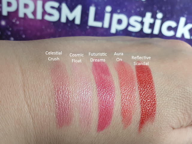 AVON mark. - Prism Lipsticks