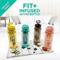 Dusdusan Fit + Infused Active Bottle ANDHIMIND
