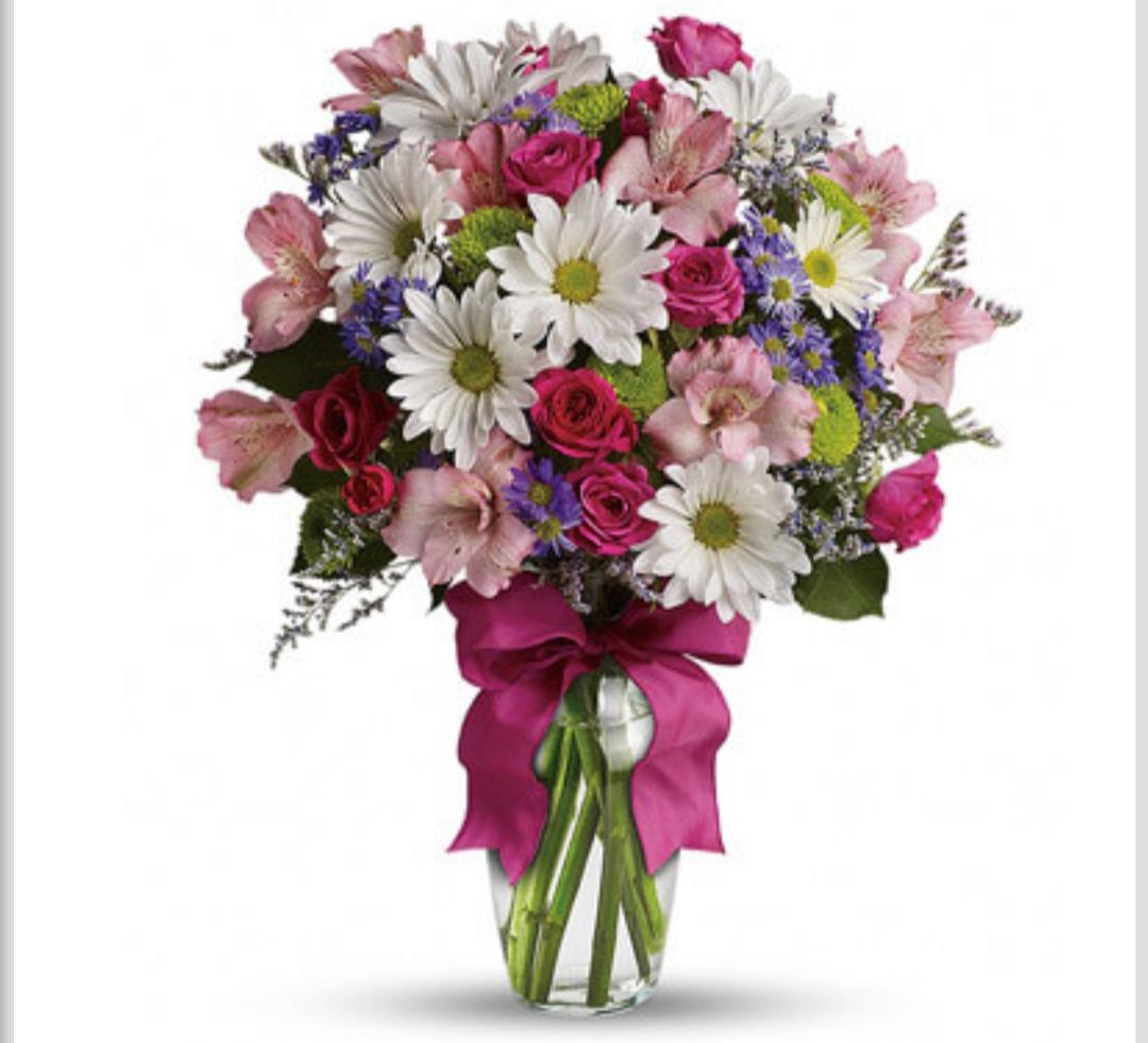 Tak Bisa Jauh Dari Bunga Untung Ada Flower Advisor Lasmicika