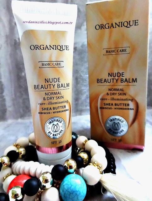 organique-nude-beauty-balm-kuru-cilt-bb