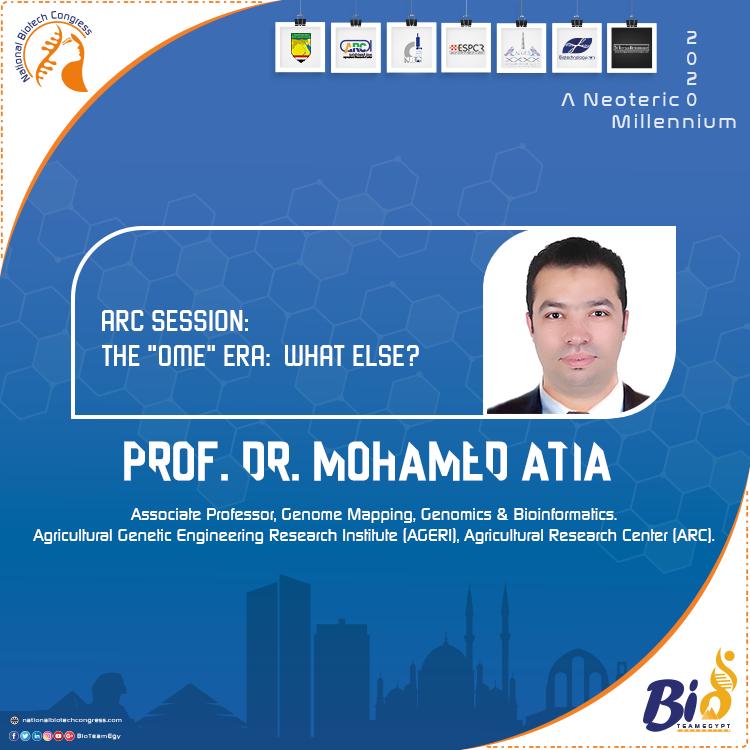 Prof. Dr. Mohamed Atia Omar