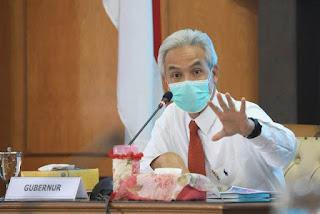 Data Resmi Satgas Covid-19: Jateng Rangking 1 Kenaikan Angka Kematian COVID-19 Se-Indonesia