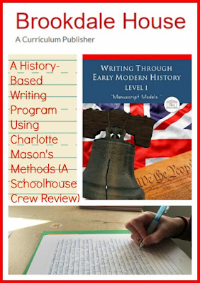 Charlotte Mason writing program