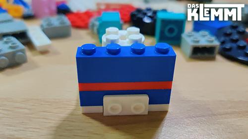Dagoberts Farben aus Bausteinen von LEGO®