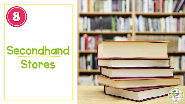 Learn how to build a classroom library without having to spend a fortune. You can build a classroom library for free or for practically nothing.