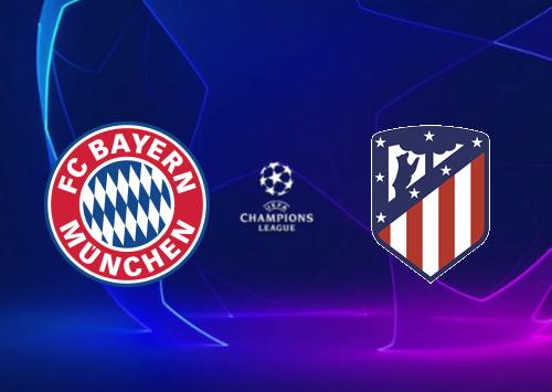Bayern Munich vs Atletico Madrid -Highlights 21 October 2020