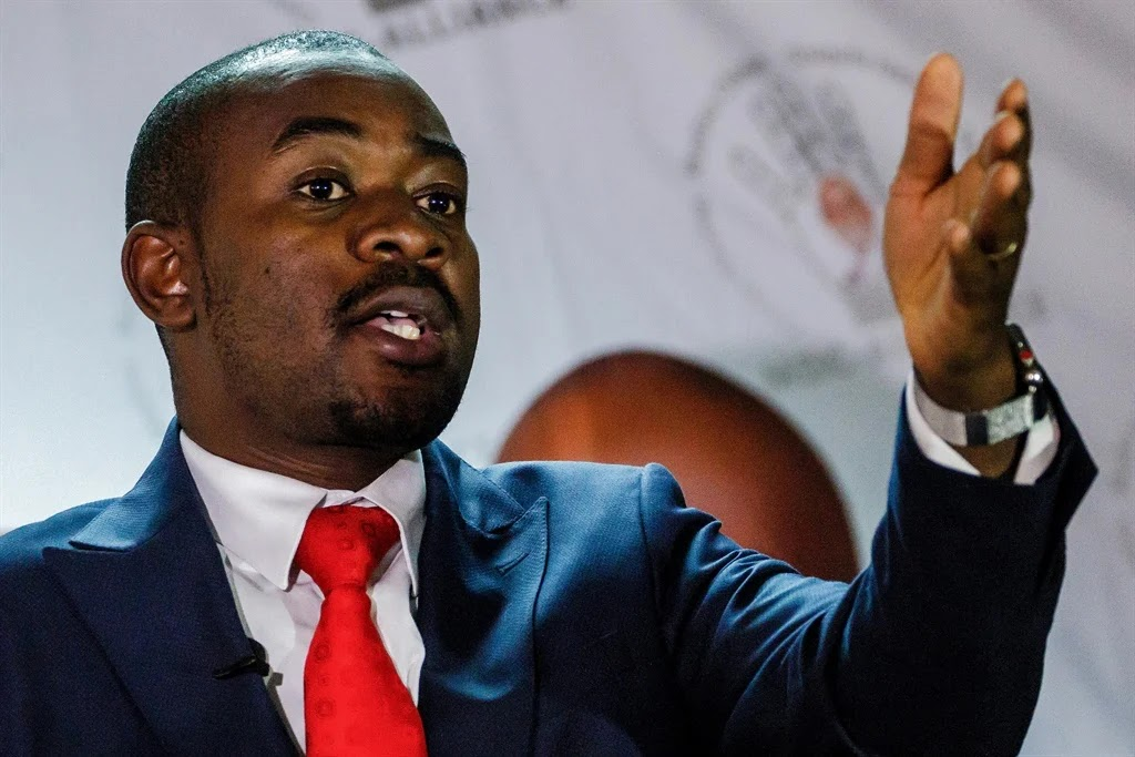 Chamisa Ordered To Stop Using The MDC Alliance Name!