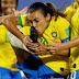 Cetak Gol Penentu Brasil, Marta Pecahkan Rekor di Piala Dunia